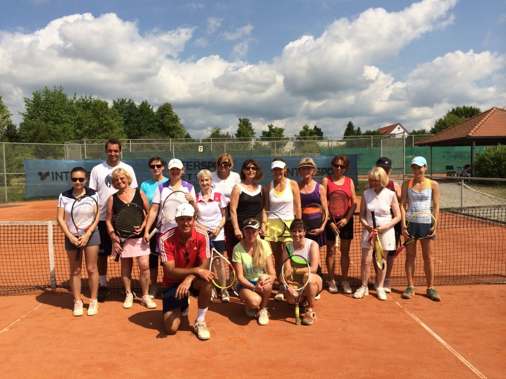 Tenniscamp Pfingsten